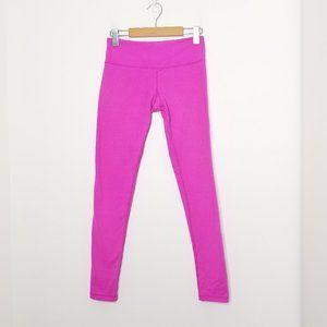 Kyodan   Hot Pink Full Length Workout Leggings P/S